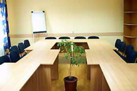 Conference room in Predslava Hotel