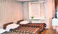 Triple room in Predslava Hotel