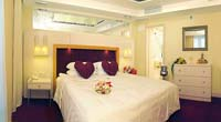 Room for newlywed in President Hotel