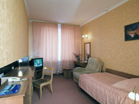 Single Room in Salut Hotel