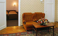 Suite TWN in St.-Petersburg Hotel at Kiev