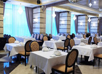 Restaurant in Ukraine Hotel