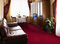 Suite in Ukraine Hotel