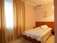 Single Room in Verhovyna Hotel