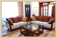 Apartments in Visak Hotel