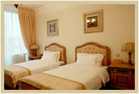 Double/Twin Room in Visak Hotel