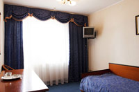 Single Standard Room in Visit Hotel