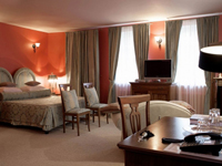 Exclusive Suite in Vozdvyzhensky Hotel
