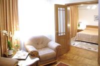 Double Room Suite in Evropeysky Hotel