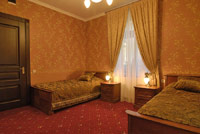 Business Room in Andriivskyi Hotel