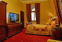 Royal Suite in Andriivskyi Hotel