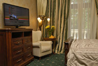 Suite Classic in Andriivskyi Hotel