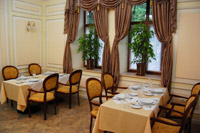 Restaurant in Chopin Hotel