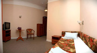 Single room in Irena Hotel