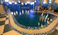 SPA complex in Mars Hotel