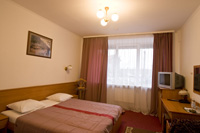 Superior Room in NTON Hotel