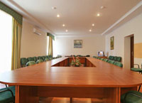 Conference Service in Ozerny Kray Hotel