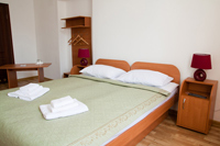 Rooms in Plazma Hotel