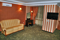 Suite in Sykhiv Hotel