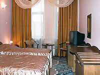 Double room in Star Hotel