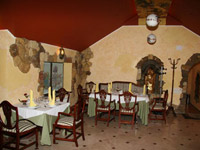 Restaurant in Ingul Hotel