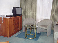 Junior Suite in Metallurg Hotel