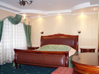 Presidential Suite in Metallurg Hotel