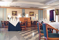 Restaurant in Metallurg Hotel