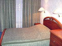 Suite in Metallurg Hotel