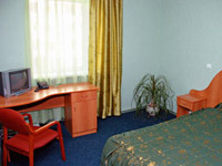 Single Room in Nikotel Hotel
