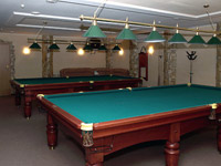 Billiard in Palace Ukraine Hotel
