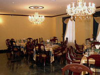 Restaurant in Palace Ukraine Hotel