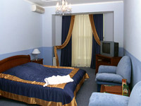De Luxe Room in Palace Ukraine Hotel