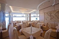 Restaurant in Black Sea Hotel Bugaz