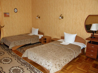 Semi-suite in Black Sea Hotel Oktyabrskaya