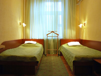 Room of second category in Black Sea Hotel Oktyabrskaya
