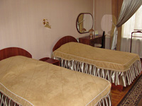 Standard Double Room in Black Sea Hotel Oktyabrskaya