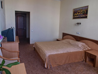 Standard Double Room in Black Sea Hotel Panteleymonovskaya