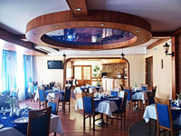 Restaurant in Black Sea Hotel Razdelnaya