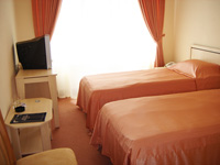 Standard double room in Black Sea Hotel Razdelnaya