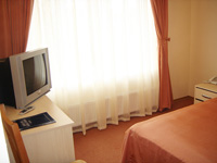 Standard single room in Black Sea Hotel Razdelnaya