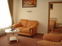 Suite in Black Sea Hotel Razdelnaya