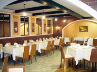 Restaurant in Black Sea Otrada Hotel