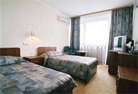 Single room, Double suites in Black Sea Hotel