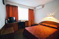 Deluxe single room in Black Sea Hotel