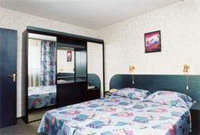 Deluxe Double rooms in Black Sea Hotel