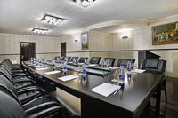 Conference room in London Hotel