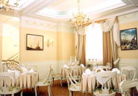 Restaurant in «Mozart» Hotel