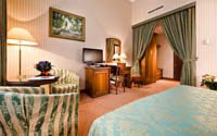 Junior Suite in Otrada Hotel
