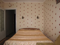 Superior room in «Victoriya» Hotel